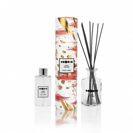 Home Perfume Secret Amber Essens - сет